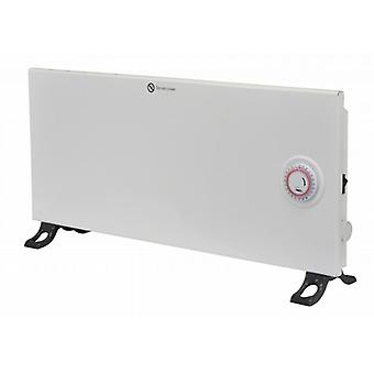 Low Energy Ultra Slim Panel Heater With Timer | 800w