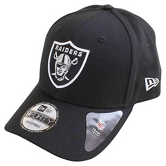 New Era 9FORTY NFL Oakland Raiders Cap - Black