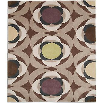 Rugs -Relax Brown Circle - REL03