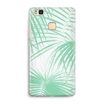 Huawei P9 Lite Full Print Case - Palm leaves