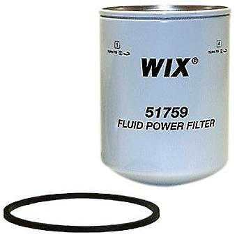 WIX filter - 51759 tunga Spin-On hydrauliska Filter, förpackning med 1