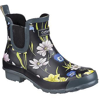 Cotswold Womens Bownham Chelsea Short Ankle Wellington Boots