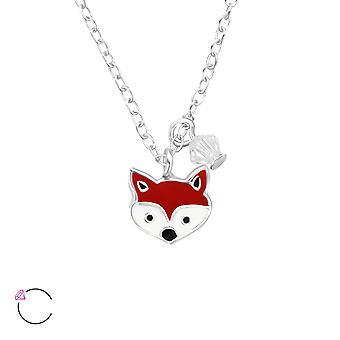 Fox - 925 Sterling Zilver kettingen - W32742x