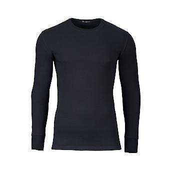 Jockey Modern Thermal Long Sleeve T-Shirt Black
