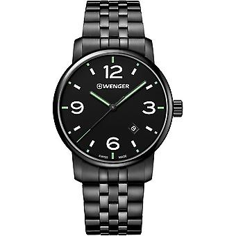 Wenger mens watch urban Metropolitan 01.1741.119