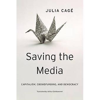 Zapisywania Media - kapitalizm - Crowdfunding - i demokracji przez Julia