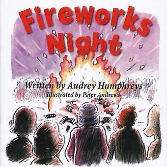 Fireworks Night by Audrey Humphreys - 9780722347461 Book