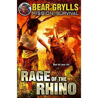 Rage of the Rhino by Bear Grylls - 9781849418379 Book