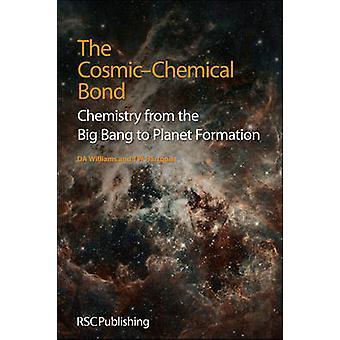 Le lien cosmique-chimique - chimie du Big Bang à planète Forma