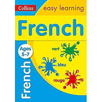 Franska åldrar 5-7: ny upplaga (Collins lätt lärande KS1)