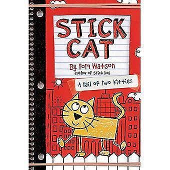 Gato de pau: Uma cauda de dois Kitties
