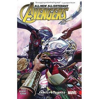 Tutto nuovo, All-Different Avengers vol. 2: Azienda familiare