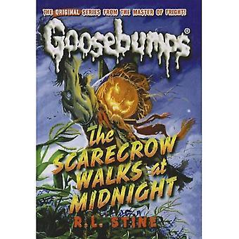 El Espantapájaros camina en la medianoche (Goosebumps clásicos (reediciones/calidad))