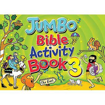 Jumbo Bibel Activity - Buch 3 von Tim Dowley - 9781859852361 Buch