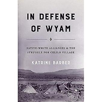 Em defesa da Wyam: alianças nativo-branco e a luta pela aldeia de Celilo
