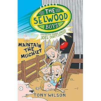 Die Selwood Jungs: Pflegen Sie den Unfug (Selwood Boys)