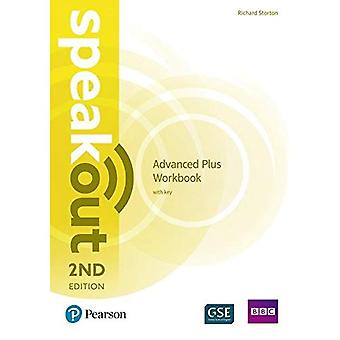 Speakout Advanced Plus 2nd Edition Workbook with Key (speakout)