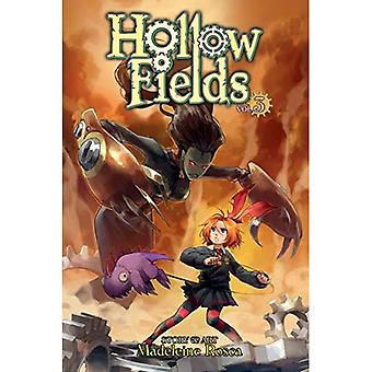 Hollow Fields (Color Edition) Vol. 3 (Hollow Fields)