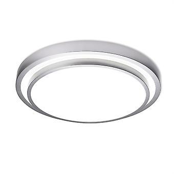 Runda infälld taklampa - lysdioder-C4 514-GR