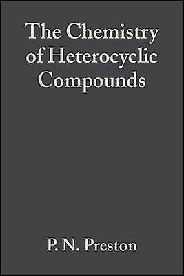 Heterocyclic Compounds Vol 40 Pt 1 by Preston