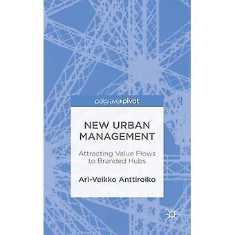 Nya Urban Management att locka värde flödar till märkesvaror nav av Anttiroikos & AriVeikko