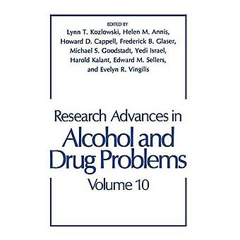 Research Advances in Alcohol and Drug Problems Volume 10 by Annis & H. M.