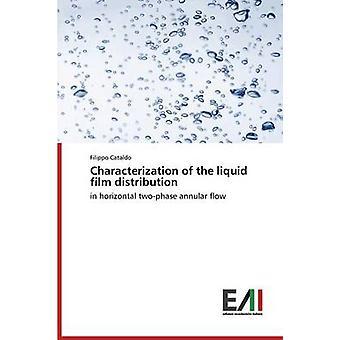 Characterization of the liquid film distribution by Cataldo Filippo