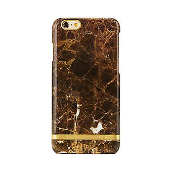 Richmond & Finch covers for iPhone 6/6s Plus-Brown Marble