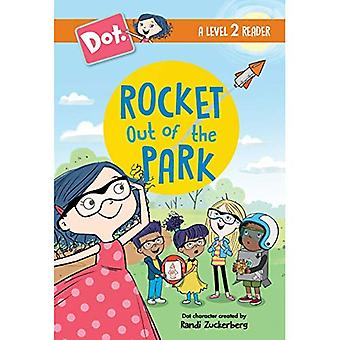 Cohete fuera del parque