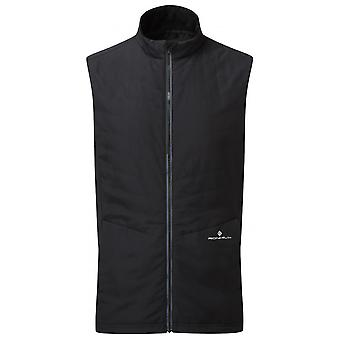 Ron Hill Mens Stride Winter Thermal Reflective Running Gilet