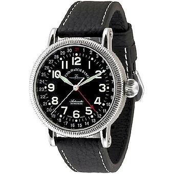 Zeno-watch mens watch nostalgia XL pointer date 88076Z-a1