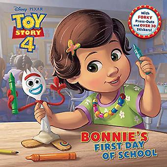 Bonnie ' s första dag i skolan (Disney/Pixar Toy Story 4) (Pictureback (r))