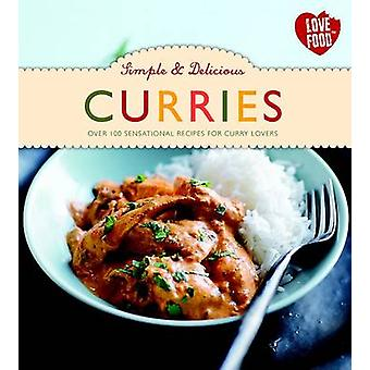 Simple & Delicious Curries - 9781445482668 Book