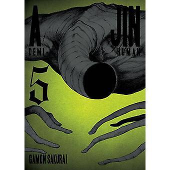 Ajin - Demi Human Volume 5 by Gamon Sakurai - 9781941220450 Book