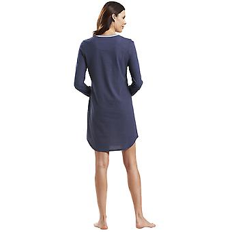 Rosch 1183523-11436 Women's Smart Casual dongeri blå natt kjole Loungewear Nightdress