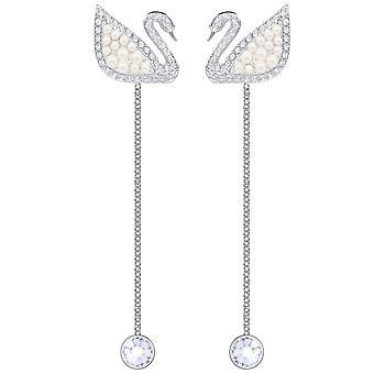 Swarovski Iconic Swan Pe Drop Earrings - 5429270