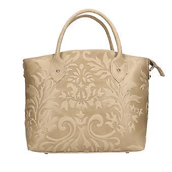 Handbag made in leather 80070