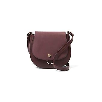 Tom Tailor Denim Molly - Women's Red Shoulder Bags (Dunkelrot) 23x19.5x8.5 cm (W x H L)