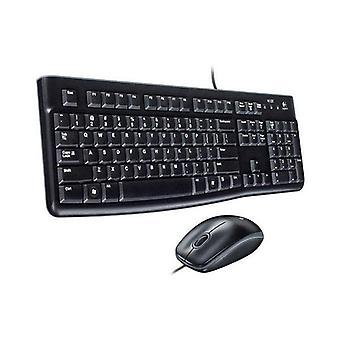 MK120 Keyboard & Mouse Combo