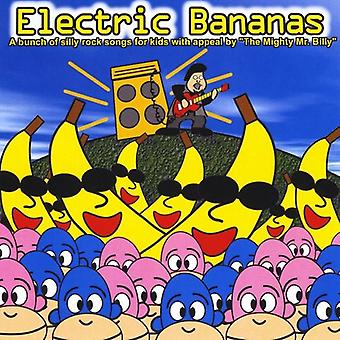 Mr. Billy - Electric Bananas [CD] USA import