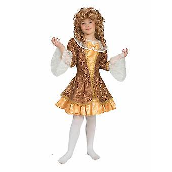 Baroque Bartoli Girl Kids Costume Contessa Amadea Girls Rococo Baroque Costume Costume Costume Costume Robe Comtesse Madame Adel Carnaval
