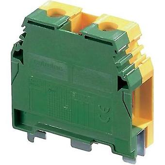 PG terminal 16 mm Screws Configuration: Terre Green-yellow ABB 1SNA 165 111 R1400 1 pc(s)