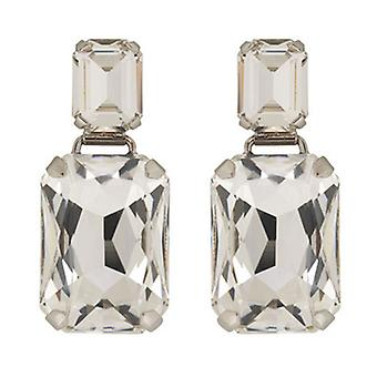 Martine Wester Crystal Angelina Earrings