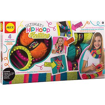 Ultimate Hip Hoop Knitting Kit- 84WU