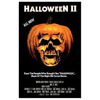 Halloween 2 The Nightmare ist nicht über Movie Poster Print (27 x 40)