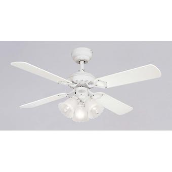 Westinghouse ceiling fan Classic Elite white 105 cm / 42