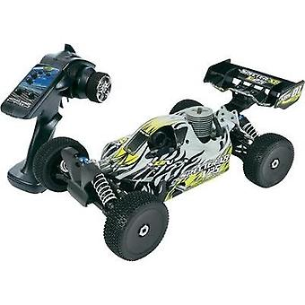 Carson Modellsport X8NB Specter V25 1:8 RC model car Nitro Buggy 4WD RtR 2,4 GHz