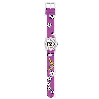 Scout child watch learning team banana flank girl watch purple 280307002