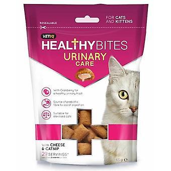 Dyrlægen Iq sund bider kat urin omhu behandler 65g (Pack af 8)