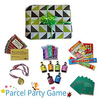 Varano Dinner Party Parcel Game - Ready Made